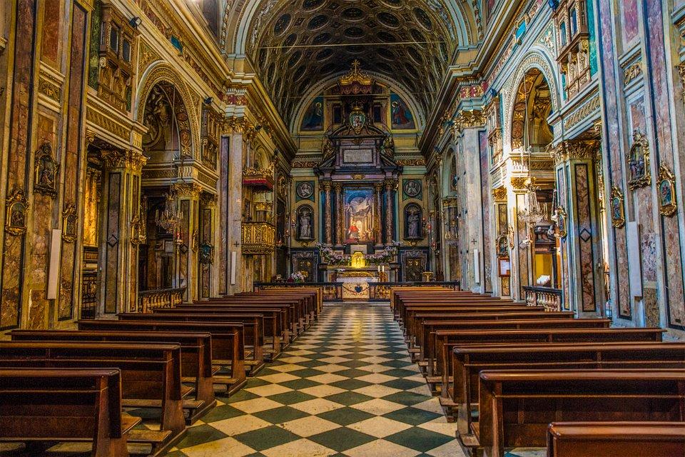 Giornate Fai: Chiesa di San Carlo