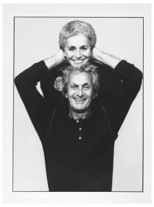 Ottavio e Rosita Missoni