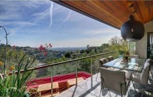 La casa di Eva Mendes a Los Angeles