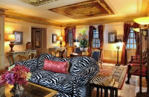 Una stanza di Casa Casuarina