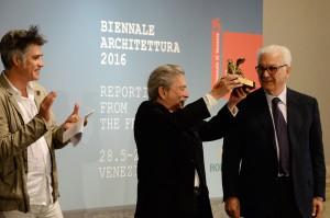 Paulo Mendes da Rocha alla Biennale 2016