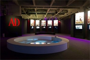 La mostra allestita da Architectural Digest