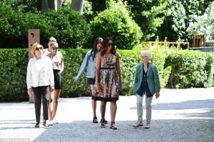 Michelle Obama alla Biennale