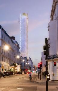 Nuovo progetto di Renzo Piano a Londra