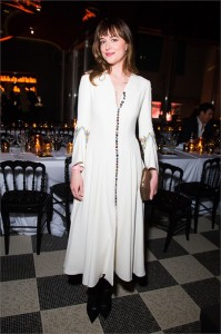 Dakota Johnson - cena Dior, Parigi