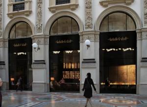 Ristorante di Carlo Cracco a Milano