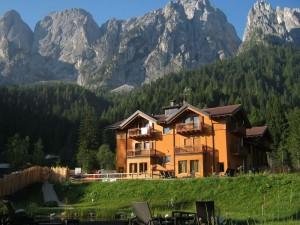 Baita Sagron Mis - Dolomiti