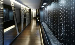 Fontana Diamond Rain @ Romeo hotel - Napoli