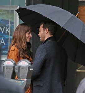 50 Sfumature di nero, Jamie Dornan e Dakota Johnson