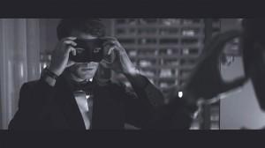 Jamie Dornan in 50 Sfumature di nero