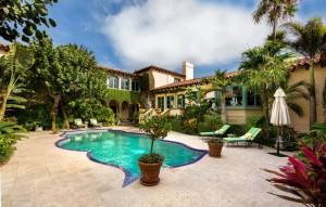Ivana Trump - reggia di Palm Beach