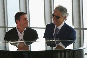 Bocelli e Zanetti