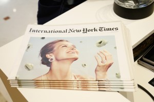 Luxury Conference 2016 del New York Times