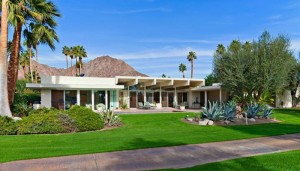 """Frank Capra House"" by A. Quincy Jones"