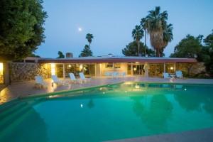 Elvis Presley - villa Palm Springs