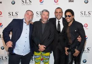 Inaugurazione di SLS Las Vegas