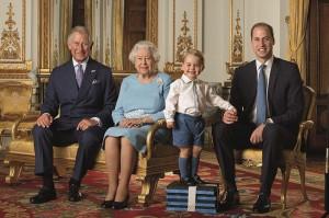 La Regina Elisabetta II compie 90 anni @ Royal Mail - #HappyBirthdayYourMajesty