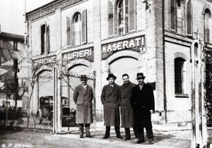 Fratelli Maserati