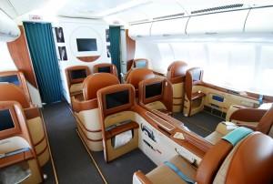 La Business Class Oman Air