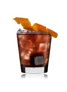 Absolut Vanilla Fashioned