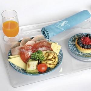 Air Dolomiti, servizio di bordo Settimocielo