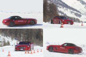 Mercedes AMG Driving Academy - corsi di guida sportiva e sicura