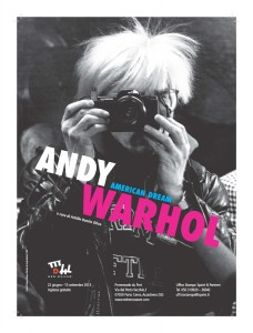 American dream di Andy Warhol