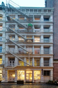Adam Levine - Loft a New York