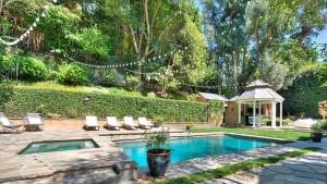 La villa di Adele a Beverly Hills
