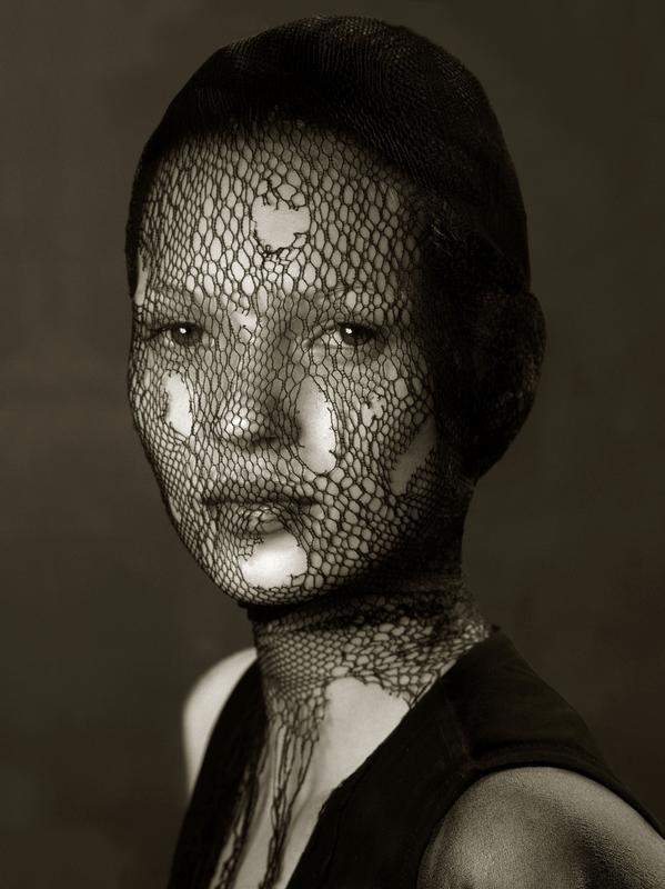 Kate Moss ritratta da Albert Watson