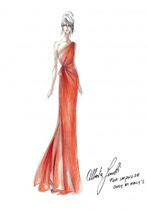 Alberta Ferretti per Macy's