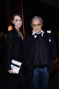 Alessandra Facchinetti e Diego Della Valle