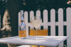 """""""Almond Rich"""" servito al Twiga Beach Club di Marina di Pietrasanta"""