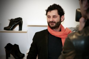 Andrea de Vitis - designer Calzaturificio Lario