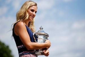 Angelique Kerber ha vinto gli US Open 2016