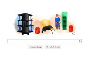 Anna Castelli Ferrieri - Doodle, Google