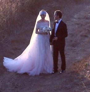 Matrimonio Anne Hathaway e Adam Shulman