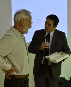 Adrian Graf premia Antonio Moresco