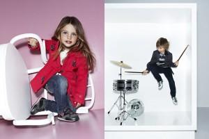 Armani Junior, autunno inverno 2011-2012