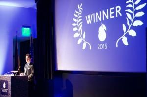 Art and Olfaction Awards 2015, Luca Maffei