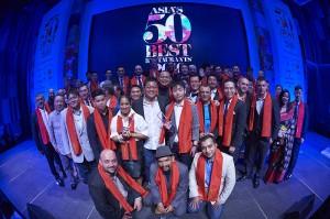 Asia's 50 Best Restaurants 2016, i vincitori
