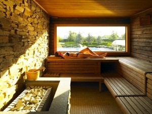 Aspria Harbour Club - Sauna