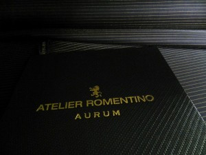 Atelier Romentino progetto Aurum