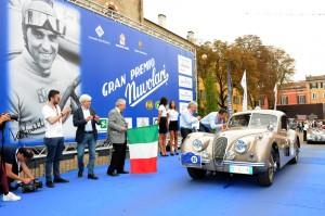 Arrivo Gran Premio Nuvolari 2014