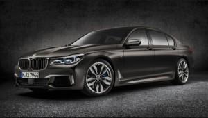 BMW Serie 7 M760Li xDrive - Salone di Ginevra 2016