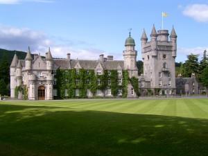 Il castello di Balmoral