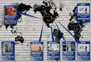 Banksy - Robert Del Naja, Massive Attack