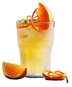 Beck's Sunshine - il cocktail di Halloween