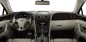 Bentley Flying Spur al Salone di Ginevra 2013 - interni