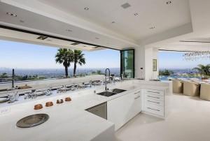 Beyoncé e Jay Z - villa di lusso a Beverly Hills